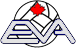 EVA Edmonton Volleyball Association Logo